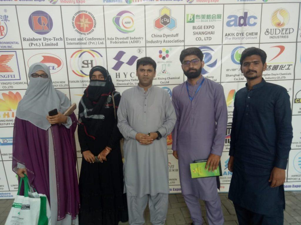 Govt College University Faisalabad Pakistan Aatcc